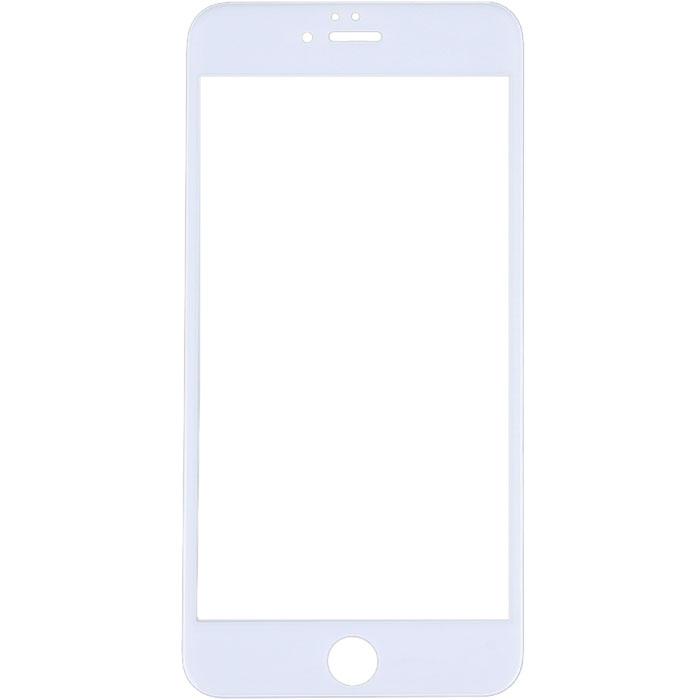 Защитное стекло DoDo Full Screen для iPhone 7/8 Plus белая рамкаСтекла/Пленки на смартфоны<br>Защитное стекло DoDo отлично подходит для повседневного использования!<br><br>Цвет товара: Белый<br>Материал: Стекло