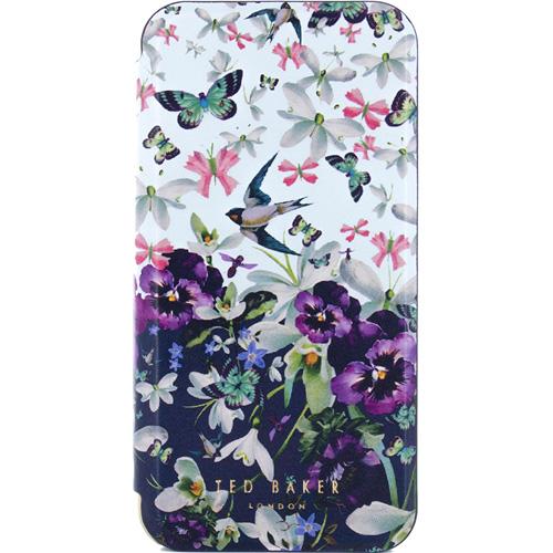 Чехол Ted Baker DIERDRE для iPhone 6/6s/7 (38694)Чехлы для iPhone 6/6s<br>Изысканный чехол-книжка Ted Baker DIERDRE — высококлассная защита для вашего iPhone 7.<br><br>Цвет товара: Разноцветный<br>Материал: Поликарбонат, полиуретан