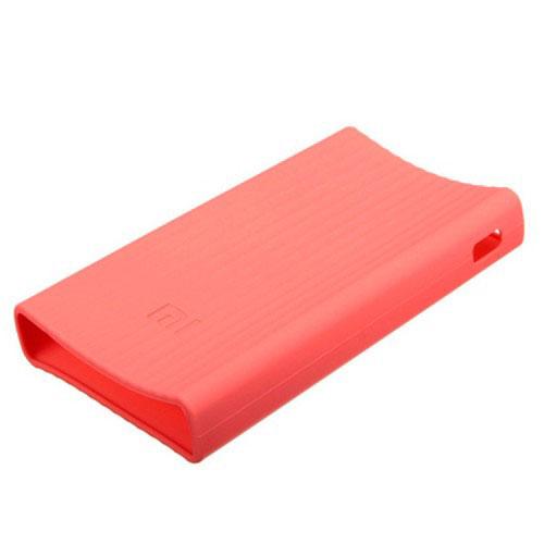 Силиконовый чехол Xiaomi Silicone Protector Sleeve для аккумулятора Mi Power Bank 2 (20000 мАч) розовыйДополнительные и внешние аккумуляторы<br>Xiaomi Silicone Protector Sleeve — защита и украшение для вашего аккумулятора!<br><br>Цвет товара: Розовый<br>Материал: Силикон