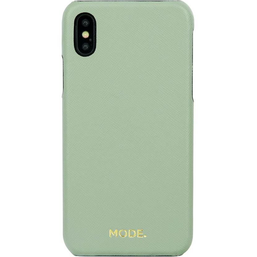 Чехол Dbramante1928 London для iPhone X салатовыйЧехлы для iPhone X<br>Благодаря Dbramante1928 London на iPhone X не появится ни одной царапины или скола!<br><br>Цвет товара: Зелёный<br>Материал: Сафьяновая кожа, поликарбонат