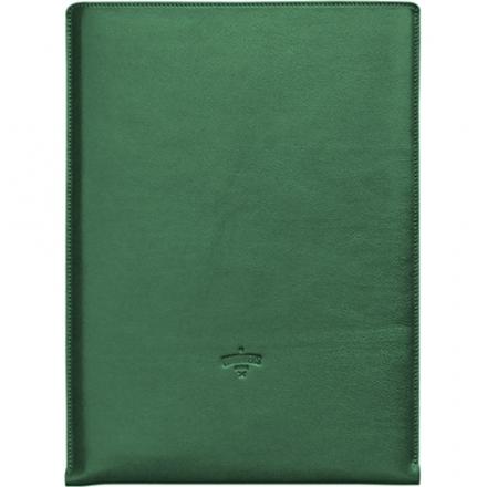 Чехол Handwers Hike для iPad Pro 12.9 зелёныйЧехлы для iPad Pro 12.9<br>Чехол Handwers Hike для iPad Pro 12.9 Зеленый<br><br>Цвет товара: Зелёный<br>Материал: Натуральная кожа, войлок