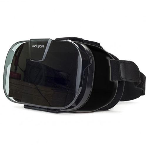 Очки-Шлем виртуальной реальности Rock S01 3D VR Headset (ROT0730)Очки виртуальной реальности<br>Очки-шлем виртуальной реальности Rock S01 3D VR Headset [ROT0730] - черного цвета<br><br>Цвет товара: Чёрный<br>Материал: Пластик, текстиль