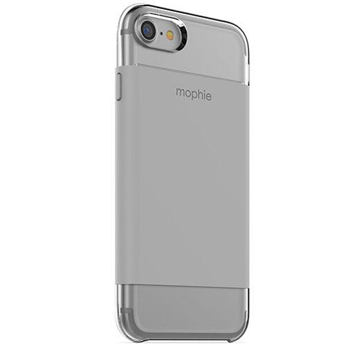 Чехол Mophie Base Case Wrap для iPhone 7 (Айфон 7) серыйЧехлы для iPhone 7/7 Plus<br>Чехол Mophie Base Case Wrap  для iPhone 7 - серый<br><br>Цвет товара: Серый