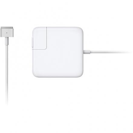 Зарядное устройство Dodo MagSafe 2 60W Power Adapter для MacBook Pro Retina 13 (OEM)Зарядки для Mac<br>Зарядное устройство MageSafe 2 - [60W] (DoDo)<br><br>Цвет товара: Белый<br>Материал: Пластик, металл