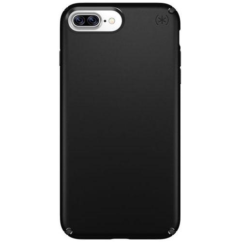 Чехол Speck Presidio для iPhone 7 Plus (Айфон 7 Плюс) чёрныйЧехлы для iPhone 7 Plus<br>Чехол Speck Hazelnut Presidio для iPhone 7 Plus - черный/черный<br><br>Цвет товара: Чёрный<br>Материал: Поликарбонат