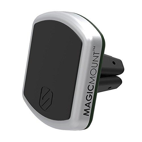 Автомобильный держатель Scosche MagicMount Pro Vent в воздуховодАвтодержатели<br>Держатель Scosche MagicMount Pro Vent в воздуховод<br><br>Цвет товара: Чёрный<br>Материал: Пластик, металл