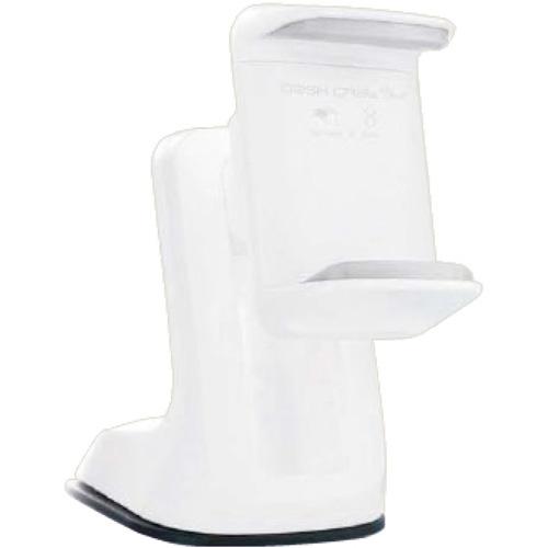 Автомобильный держатель Taylor Duet белыйАвтодержатели<br>Автодержатель Taylor Duet для смартфонов до 5.5 с регулятором высоты и углом обзора 360 градусов.<br><br>Цвет товара: Белый<br>Материал: Пластик, силикон