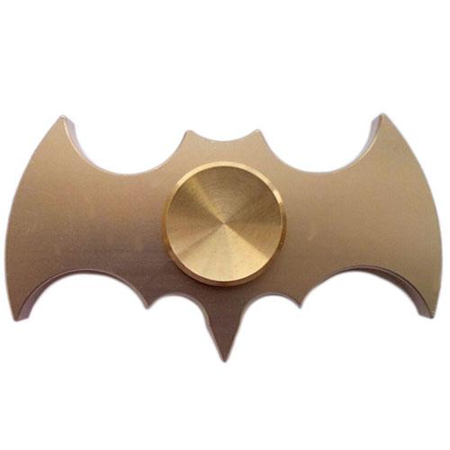 Спиннер EDC Superhero Series Бэтмен SP4569Игрушки-антистресс<br>Спиннеры от EDC крутятся невероятно долго!<br><br>Цвет товара: Золотой<br>Материал: Алюминий
