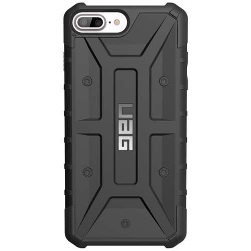 Чехол UAG Pathfinder Series Case для iPhone 6 Plus/6s Plus/7 Plus/8 Plus чёрныйЧехлы для iPhone 6/6s Plus<br>Чехлы от компании Urban Armor Gear разработаны и спроектированы таким образом, чтобы обеспечить максимальную защиту вашему смартфону, при этом со...<br><br>Цвет товара: Чёрный<br>Материал: Пластик