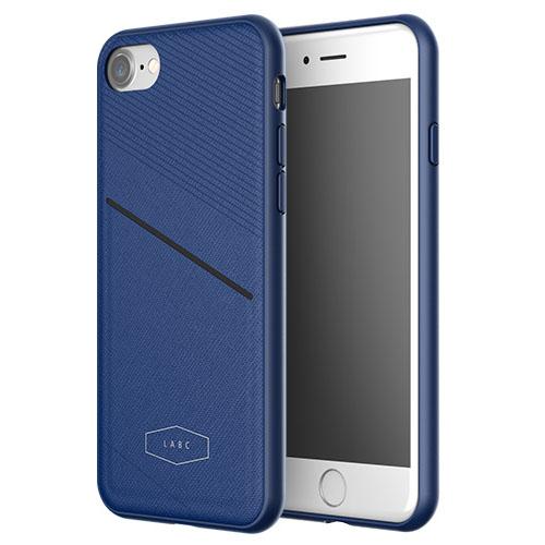 Чехол LAB.C Pocket Case для iPhone 7, iPhone 8 синийЧехлы для iPhone 7<br>LAB.C Pocket Case сочетает в себе двойную защиту вашего гаджета.<br><br>Цвет товара: Синий