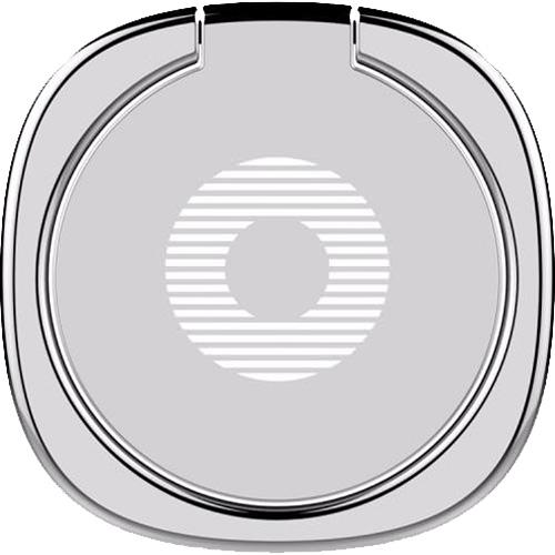 Держатель-кольцо Baseus Privity Ring Bracket серебристыйДокстанции/подставки<br>Baseus Privity Ring Bracket — это компактный и удобный держатель для смартфонов и планшетов.<br><br>Цвет товара: Серебристый<br>Материал: Металл (цинковый сплав)