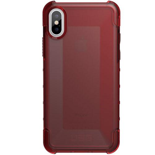 Чехол UAG PLYO Series Case для iPhone X красныйЧехлы для iPhone X<br>UAG PLYO прошел независимые тесты и сертифицирован в соответствии с военным стандартом США!<br><br>Цвет товара: Красный<br>Материал: Поликарбонат, термопластичный полиуретан