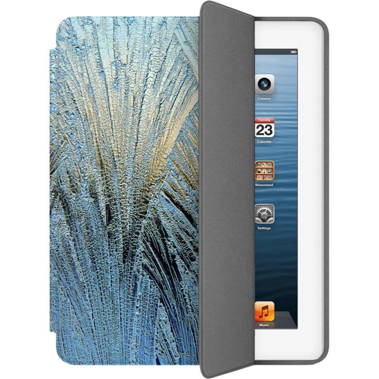 Чехол Muse Smart Case для iPad 2/3/4 Синие камышиЧехлы для iPad 1/2/3/4<br>Чехлы Muse — это индивидуальность, насыщенность красок, ультрасовременные принты и надёжность.<br><br>Цвет: Синий<br>Материал: Поликарбонат, полиуретановая кожа