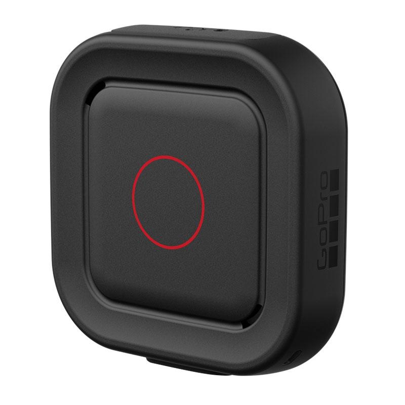 Пульт управления REMO для GoPro HERO5 Black и HERO5 Session (AASPR-001)Аксессуары для видеокамер<br>С REMO процесс съёмки станет более комфортным и быстрым.<br><br>Цвет товара: Чёрный<br>Материал: Пластик, силикон