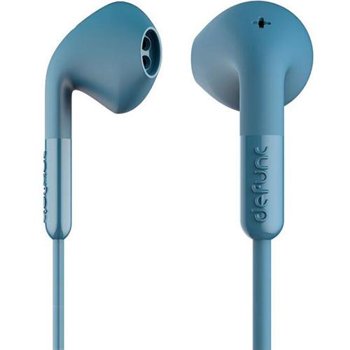 Наушники Defunc Hybrid синиеВнутриканальные наушники<br>С Defunc Hybrid вы никогда не выбьетесь из своего ритма!<br><br>Цвет: Синий<br>Материал: Пластик