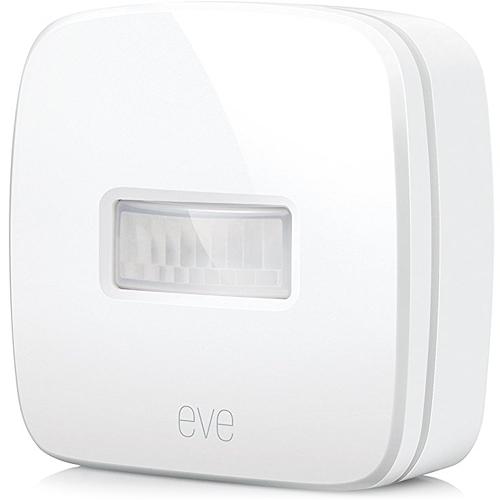 Датчик движения Elgato Eve MotionТовары умного дома, офиса<br>Датчик движения  Elgato Eve Motion<br><br>Цвет товара: Белый<br>Материал: Пластик