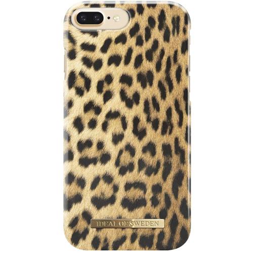 Чехол iDeal of Sweden Fashion Case для iPhone 8 Plus/7 Plus/6 Plus (Wild Leopard)Чехлы для iPhone 6/6s Plus<br>Чехол iDeal of Sweden Fashion Case станет истинным украшением самого лучшего смартфона!<br><br>Цвет товара: Разноцветный<br>Материал: Пластик, замша