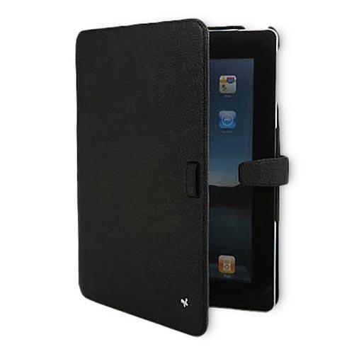 Чехол Zenus Prestige для iPad 2 чёрный