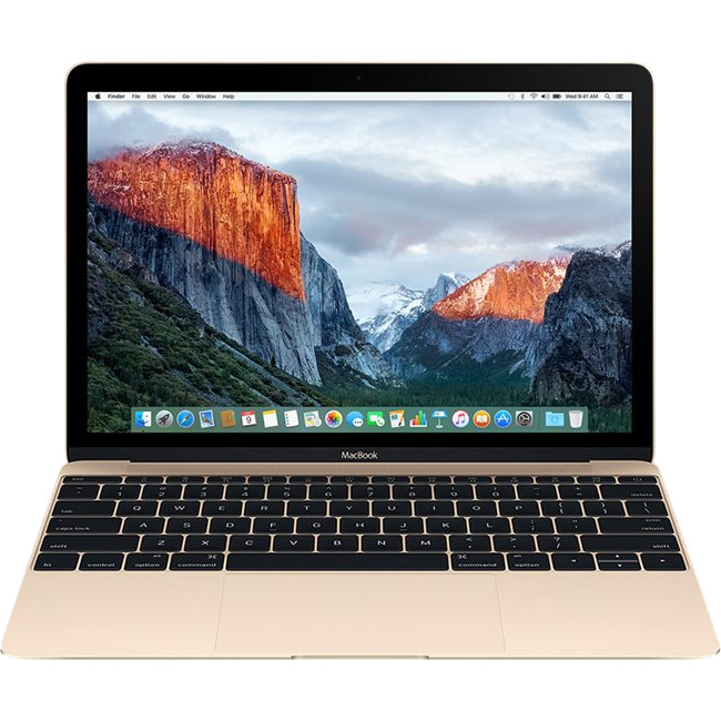 Ноутбук Apple MacBook 12, Intel Core m3 1,2 ГГц, 8 ГБ, Intel HD Graphics 615, SSD 256Gb Gold (MNYK2) Mid 2017MacBook 12<br>Apple MacBook 12, Intel Core m3 1,2 ГГц, 8 ГБ, Intel HD Graphics 615, SSD 256Gb Gold (MNYK2) Mid 2017<br><br>Цвет товара: Золотой<br>Материал: Металл<br>Модификация: 256 Гб