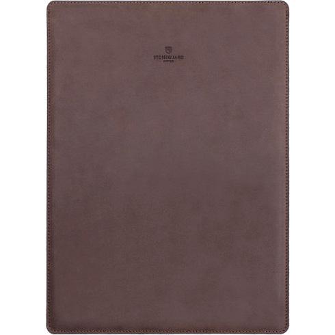 Кожаный чехол Stoneguard для MacBook Air 11 коричневый RockЧехлы для MacBook Air 11<br>Кожаный чехол Stoneguard Moscow для MacBook Air 11 model: 511 - Rock<br><br>Цвет товара: Коричневый<br>Материал: Натуральная кожа, фетр