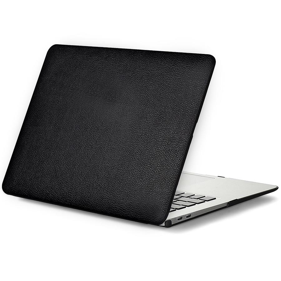 """Купить со скидкой Чехол Crystal Case для MacBook Pro 13"""" Touch Bar (new 2016) чёрная кожа"""