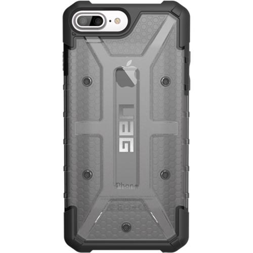 Чехол UAG Plazma Series Case для iPhone 6 Plus/6s Plus/7 Plus прозрачно-чёрный AshЧехлы для iPhone 7 Plus<br>Чехлы от компании Urban Armor Gear разработаны и спроектированы таким образом, чтобы обеспечить максимальную защиту вашему смартфону, при этом со...<br><br>Цвет товара: Чёрный<br>Материал: Пластик
