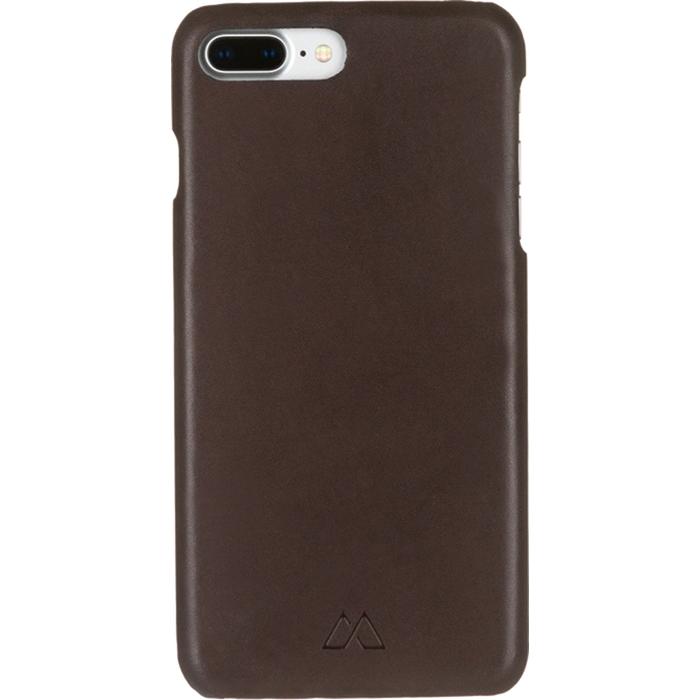 Чехол Moodz Soft Leather Hard для iPhone 7 Plus (Айфон 7 Плюс) Chocolate тёмно-коричневыйЧехлы для iPhone 7 Plus<br>Чехлы Moodz — это настоящее произведение искусства. Прочный каркас, высококачественная натуральная кожа, изысканные текстуры и благородные ...<br><br>Цвет товара: Коричневый<br>Материал: Натуральная кожа, поликарбонат