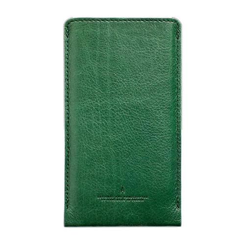 Чехол Handwers Hike для iPhone 5/5S/SE зеленыйЧехлы для iPhone 5/5S/SE<br>Чехол Handwers Hike для iPhone 5S/SE Зеленый<br><br>Цвет товара: Зелёный<br>Материал: Натуральная кожа, войлок