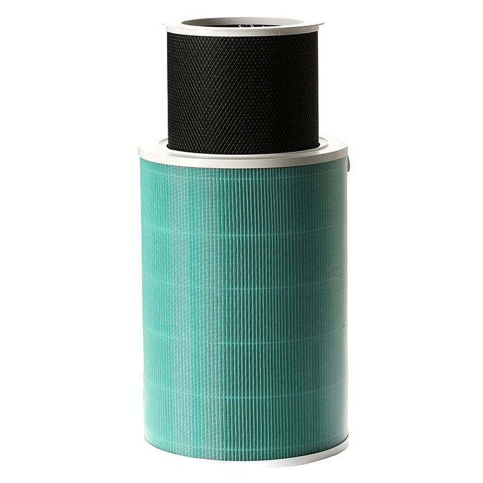 Воздушный фильтр Formaldehyde Removal для очистителя воздуха Xiaomi Mi Air Purifier (M1R-FLP)Метеостанции, очистители, датчики<br>Воздушный фильтр Formaldehyde Removal является улучшенной версией первого поколения трёхслойных фильтров от Xiaomi.<br><br>Цвет товара: Зелёный<br>Материал: Пластик, текстиль, активированный уголь