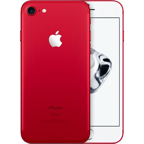 Apple iPhone 7 - 128 Гб красный (Айфон 7)Apple iPhone 7/7 Plus<br>Красный — новый чёрный! Встречаем новинку весны 2017 — Айфон в красном цвете!<br><br>Цвет товара: Красный<br>Материал: Металл<br>Модификация: 128 Гб