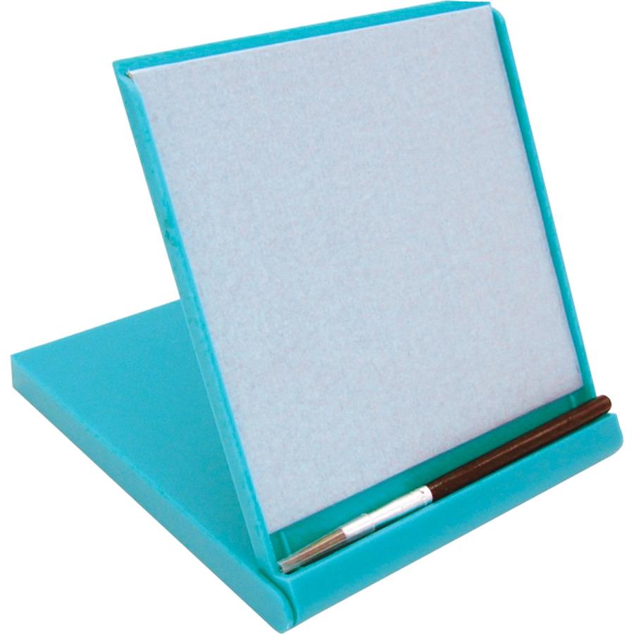 Планшет Назад к истокам для рисования водой Акваборд мини голубой (MBBBL)Планшеты для рисования<br>Акваборд — это экологически чистый продукт, в котором обычная вода используется для рисования!<br><br>Цвет товара: Голубой<br>Материал: Пластик, бумага, дерево