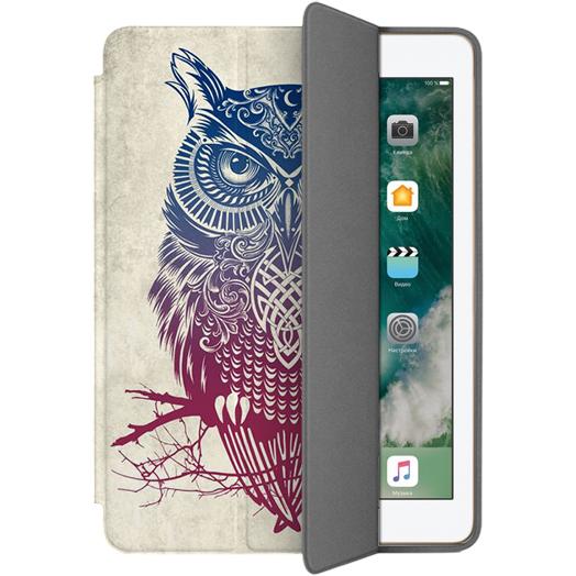 Чехол Muse Smart Case для iPad 9.7 (2017) СоваЧехлы для iPad 9.7 (2017)<br>Чехлы Muse — это индивидуальность, насыщенность красок, ультрасовременные принты и надёжность.<br><br>Цвет товара: Бежевый<br>Материал: Поликарбонат, полиуретановая кожа