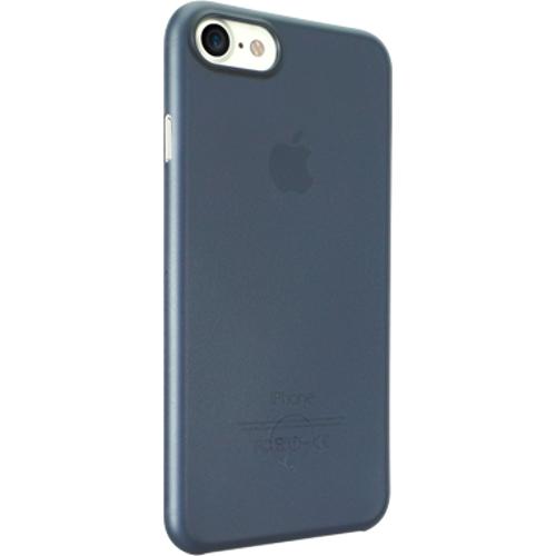 Чехол Ozaki O!coat 0.3 Jelly для iPhone 7 (Айфон 7) тёмно-синийЧехлы для iPhone 7<br>Чехол Ozaki O!coat 0.3 Jelly для iPhone 7 (Айфон 7) тёмно-синий<br><br>Цвет товара: Синий<br>Материал: Поликарбонат