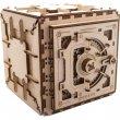 3D-пазл UGears Сейф (Safe)3D пазлы и конструкторы<br>3D-пазл UGears Сейф (Safe)<br><br>Цвет товара: Бежевый<br>Материал: фанера (ФК)