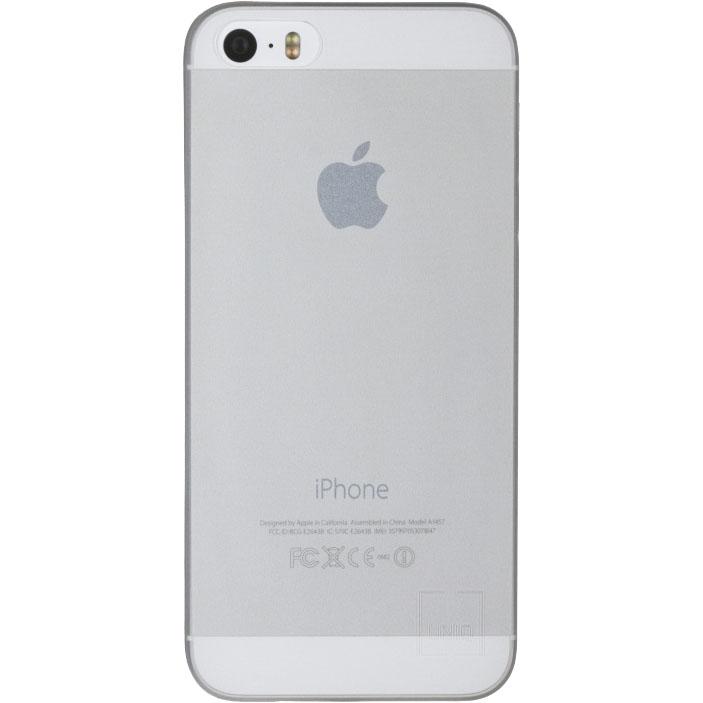 Чехол Uniq Bodycon для iPhone 5S/SE прозрачныйЧехлы для iPhone 5/5S/SE<br>Тонкий, словно лепесток цветка, и легкий словно пушинка!<br><br>Цвет товара: Прозрачный<br>Материал: Поликарбонат, силикон
