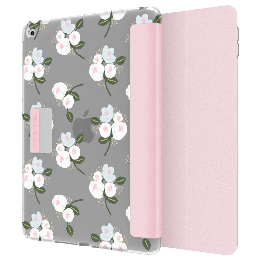 Чехол Incipio Design Series Folio для iPad (2017) Cool Blossom