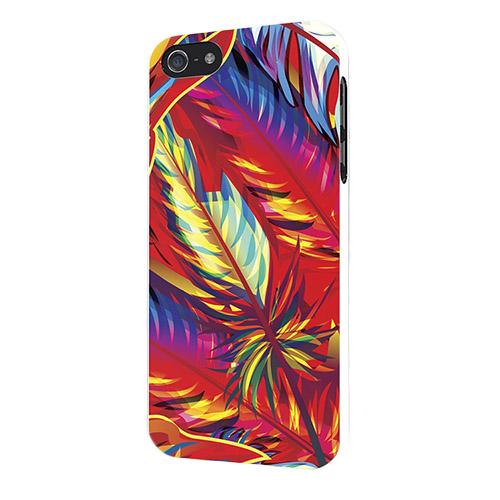 Чехол iPapai для iPhone 6/6s Флора (Перья)Чехлы для iPhone 6/6s<br>Чехол iPapai Флора (Перья) для iPhone 6/6s<br><br>Цвет товара: Разноцветный<br>Материал: Пластик
