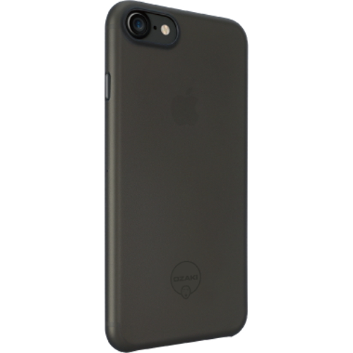 Чехол Ozaki O!coat 0.3 Jelly для iPhone 7 (Айфон 7) чёрныйЧехлы для iPhone 7/7 Plus<br>Чехол Ozaki O!coat 0.3 Jelly для iPhone 7 (Айфон 7) чёрный<br><br>Цвет товара: Чёрный<br>Материал: Поликарбонат