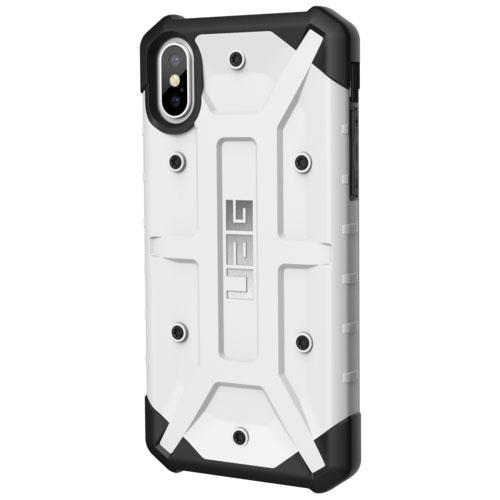 Чехол UAG Pathfinder Series Case для iPhone X белыйЧехлы для iPhone X<br>UAG Pathfinder Series Case выдержит практически любое испытание!<br><br>Цвет товара: Белый<br>Материал: Поликарбонат, термопластичный полиуретан