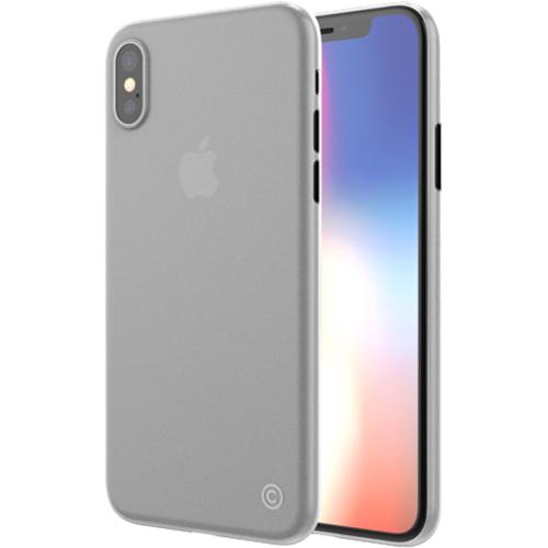 Чехол LAB.C Ultraslim 0.4 для iPhone X матовый прозрачныйЧехлы для iPhone X<br>С минималистичным LAB.C Ultraslim 0.4 вы практически не прибавите вес вашему iPhone X, ведь толщина чехла всего 0.4 мм!<br><br>Цвет: Прозрачный<br>Материал: Пластик