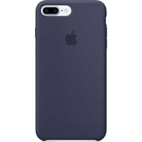 Силиконовый чехол Apple Case для iPhone 7 Plus (Айфон 7 Плюс) тёмно-синийЧехлы для iPhone 7/7 Plus<br>Силиконовый чехол Apple Case для iPhone 7 Plus (Айфон 7 Плюс) тёмно-синий<br><br>Цвет товара: Синий<br>Материал: Силикон