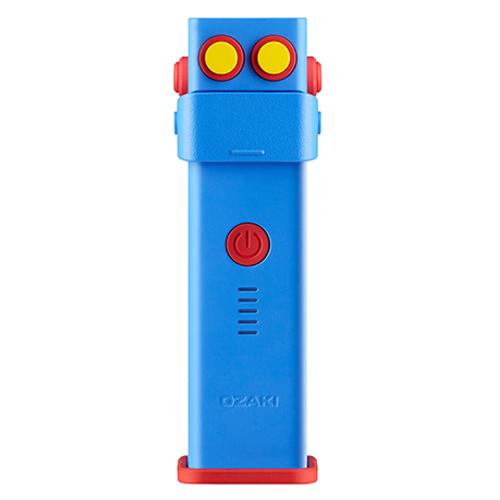 Дополнительный аккумулятор Ozaki O!tool Battery-D26 2600 мАч синий
