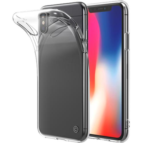 Чехол LAB.C Slim Soft для iPhone X прозрачныйЧехлы для iPhone X<br>Абсолютно прозрачный, гибкий и прочный чехол LAB.C Slim Soft обеспечит вашему смартфону по-настоящему высокую степень защиты.<br><br>Цвет товара: Прозрачный<br>Материал: Пластик