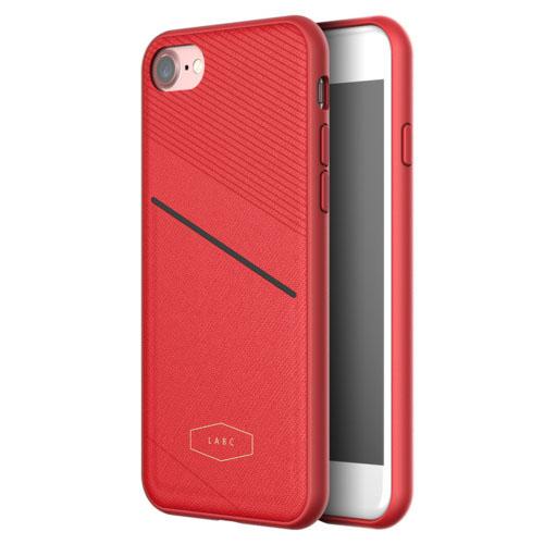 Чехол LAB.C Pocket Case для iPhone 7 красныйЧехлы для iPhone 7<br>LAB.C Pocket Case сочетает в себе двойную защиту вашего гаджета.<br><br>Цвет товара: Красный