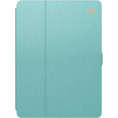 Чехол Speck Balance Folio для iPad Pro 10.5 бирюзовый/оранжевыйЧехлы для iPad Pro 10.5<br>Удобный и надежный чехол Speck Balance Folio станет отличным аксессуаром для вашего iPad Pro 10.5.<br><br>Цвет: Бирюзовый<br>Материал: Полиуретановая кожа, пластик