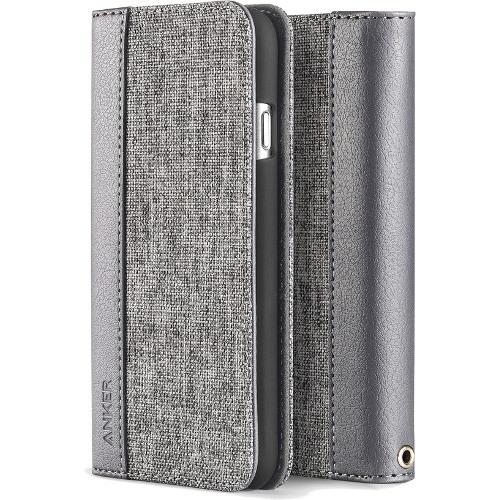 Чехол Anker ToughShell Elite для iPhone 7, iPhone 8 (A70600A1) серыйЧехлы для iPhone 7<br>С чехлом Anker Toughshell Elite ваш iPhone 7 под надёжной защитой превосходного чехла.<br><br>Цвет товара: Серый<br>Материал: Поликарбонат, ткань, кожа