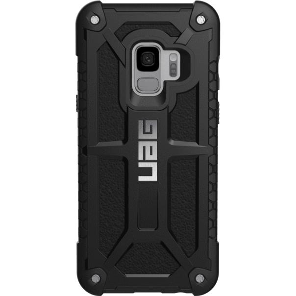 Чехол UAG Monarch Series Case для Samsung Galaxy S9 чёрныйЧехлы для Samsung Galaxy S9/S9 Plus<br>UAG Monarch Series Case выдержит практически любо испытание!<br><br>Цвет: Чёрный<br>Материал: Термопластичный полиуретан, поликарбонат, кожа, металл