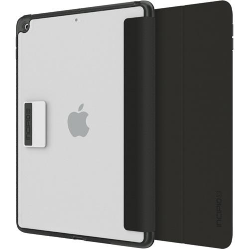 Чехол Incipio Octane Pure Folio для iPad New (2017) чёрныйЧехлы для iPad 9.7 (2017)<br>Incipio Octane Pure Folio несомненно добавит вашему планшету элегантности и стиля.<br><br>Цвет товара: Чёрный<br>Материал: Эко-кожа, пластик, полиуретан