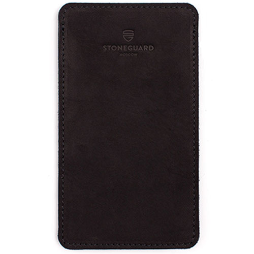 Кожаный чехол Stoneguard для iPhone 6/6s/7 Black (511)Чехлы для iPhone 7<br>Кожаный чехол Stoneguard для iPhone 6/6s/7 Black (511)<br><br>Цвет товара: Чёрный<br>Материал: Натуральная кожа, войлок