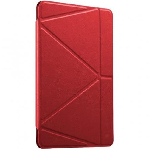 Чехол Gurdini Flip Cover для iPad Pro 10.5 красныйЧехлы для iPad Pro 10.5<br>Изящный и надёжный чехол Gurdini Flip Cover — идеальный аксессуар для вашего iPad Pro 10.5.<br><br>Цвет товара: Красный<br>Материал: Полиуретановая кожа, пластик